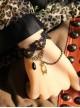 Concise Lace Lady Retro Lolita Wrist Strap