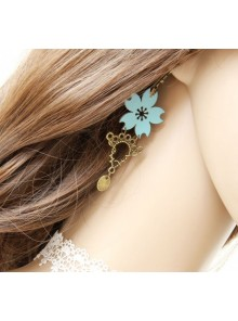 Elegant Handmade Girls Lolita Earrings