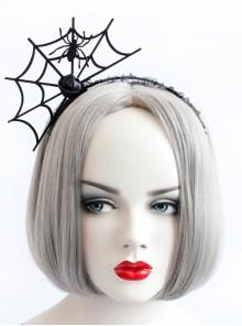 Elegant Handmade Bow Lady Lolita Headband