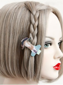 Cute Giraffe Pattern Lolita Hairpin