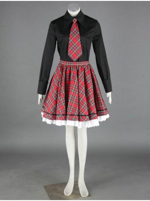 England School Uniform Lolita Costume