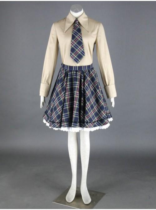 Girls School Uniform Lolita Costume