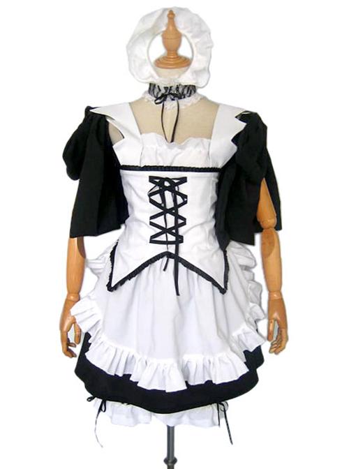 Kaichou Wa Maid-Sama! Cosplay Maid Costume