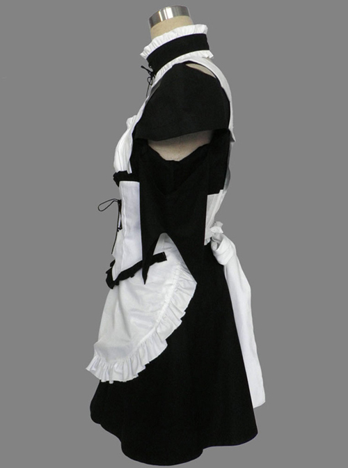 Animation Character Cosplay Maid Costume