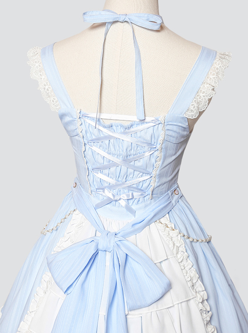 To My Dear Kelly Series Classic Lolita Sling Dress