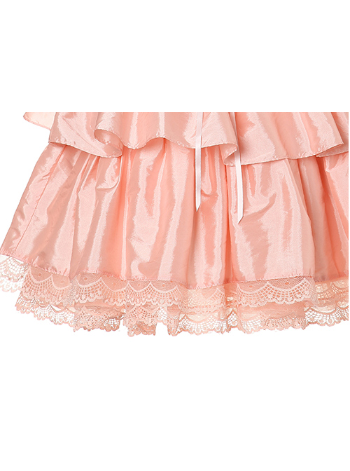 Palace Style Slim Sweet Classic Lolita Sling Dress