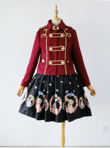 Angelic Pretty Universe Lolita Short Coat