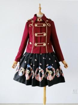 Angelic Pretty Universe Lolita Short Coat