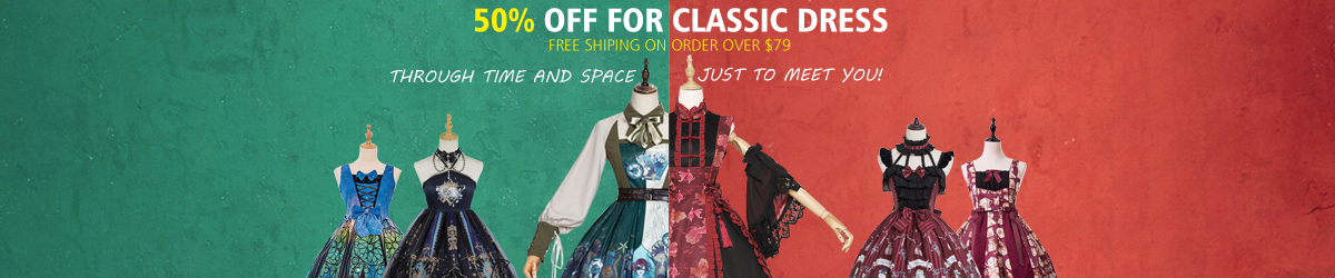 Classic Dresses Sale-Just To Meet You