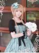 Summer Elegant Classic Lolita Short Sleeve Dress