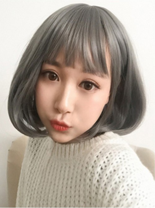 Japanese Popular Short Lolita Bobo Wig