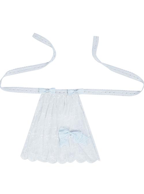 Bunny Series JSK Cute Chiffon Sweet Lolita Sling Dress