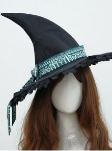 Magic Academy Series Halloween School Lolita Witch Pointed Hat