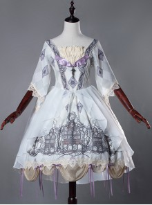 Thorn Castle gorgeous OP lolita dress