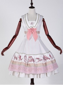 Classical puppets Muscle Aquarium generated color lolita JSK