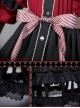 Dark Alice Lolita Black-red 13 fullset