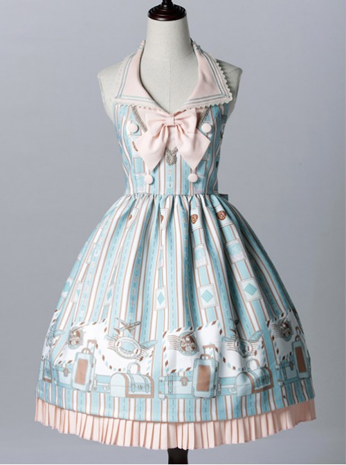 Classical doll to travel it! Mint Lolita JSK