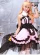 The Super Dimension Fortress Macross Sheryl Anime Lolita Cosplay Costume