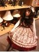 Happy Holiday Series Classic Lolita Sling Dress