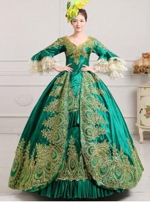 European Classical Style Lolita Prom Dress