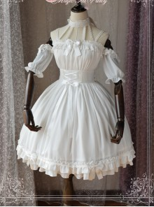 Magic Tea Party Ballet Style Series 2 Ways Of Classic Lolita Sling Dress