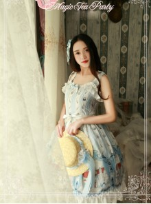 Magic Tea Party Bremen Town's Musician Series Classic Lolita Sling Dress