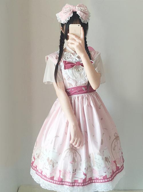 Anthony's Afternoon Tea Series Sweet Lolita Sleeveless Dress