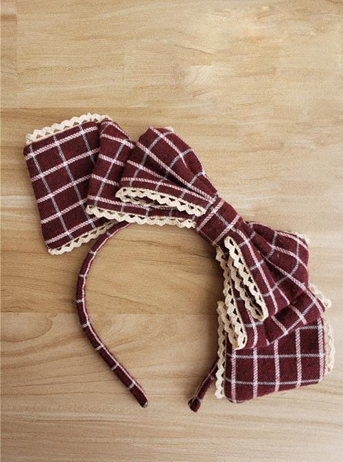 Christmas Strawberry Berry Series OP Classic Lolita Long Sleeve Dress
