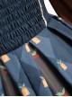 Distance Christmas Series JSK Sweet Lolita Sling Dress And Long Sleeve Shirt