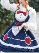 Small Pudding Series JSK Sweet Lolita Sling Dress