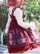 Earl Cat Lady Series JSK Bowknot Classic Lolita Sling Dress