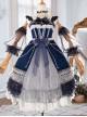 Starry Night Series JSK Gorgeous Elegant Classic Lolita Tea Party Dress