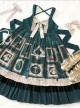 Shylock Series JSK Elegant Classic Lolita Sling Dress