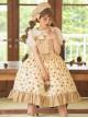 Angel's Bear Series JSK Sweet Lolita Sling Dress