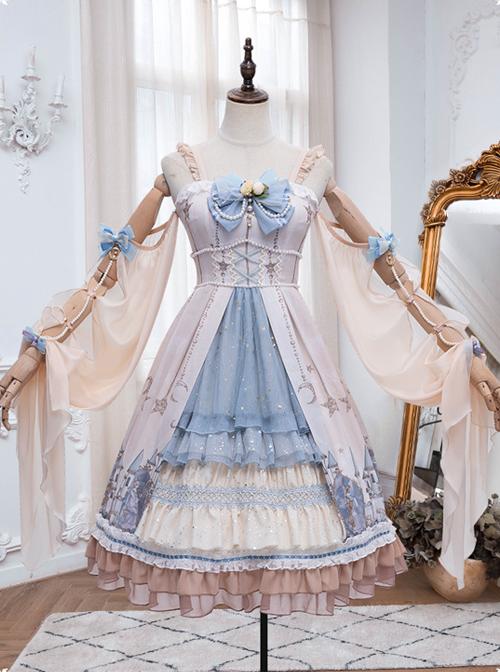 Goblin Overture Series JSK Elegant Classic Lolita Long Dress