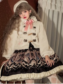 Explore The Stars Series JSK Sweet Lolita Sling Dress And Short Coat Set
