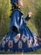Ten Little Indians Series JSK Gothic Lolita Sling Dress