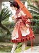 Phoenix Sounds Series JSK Chinese Style Retro Sweet Lolita Dress