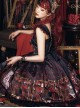 The Queen Of Hearts Series JSK Gothic Lolita Dress