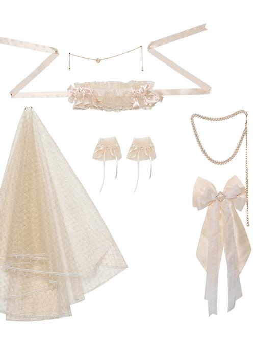 Day And Night Carols Series JSK Gorgeous Elegant Lace Classic Lolita Sleeveless Dress