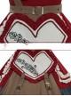 Berry Icing Series JSK Retro pastoral Sweet Lolita Sling Dress
