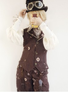 Infanta- Mechanical Doll Series Steampunk Lolita Vest