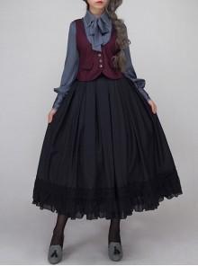 Christmas Concerto Series Retro Classic Lolita Vest