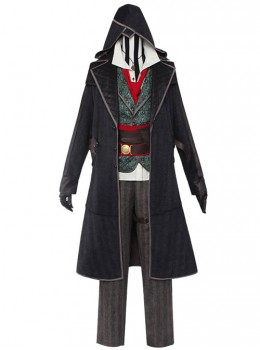 Assassin's Creed Syndicate Jacob Punk Cosplay Costumes