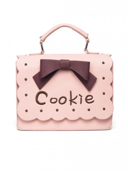 Cute Cookie Bowknot Lolita Shoulder Bag
