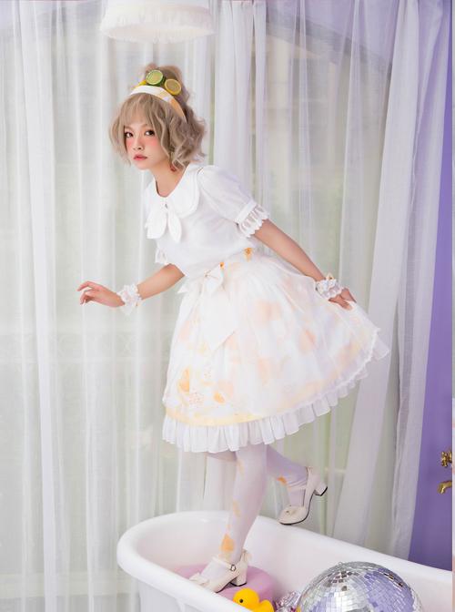 Lemon Planet Series Lolita Headband