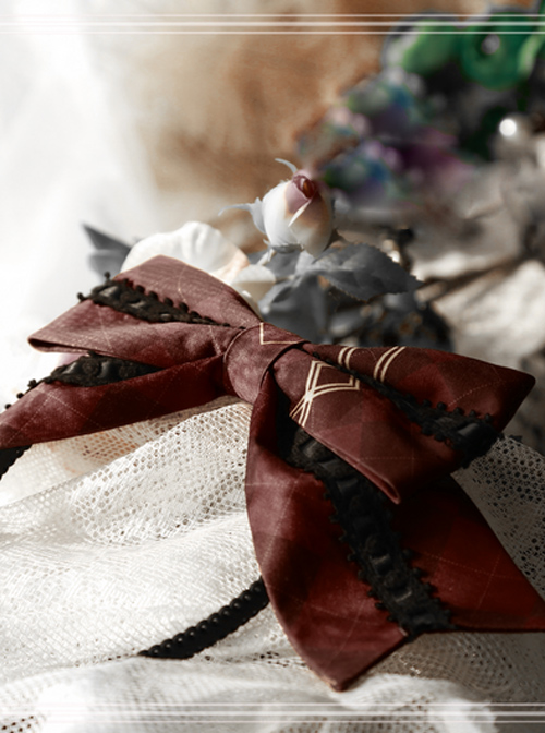 Magic Tea Party Laurel Goddess Series Lolita Head Hoop