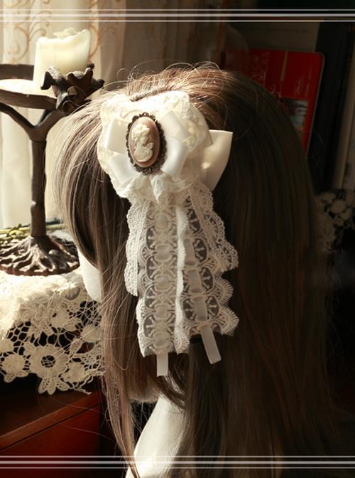 Magic Tea Party Ballet Style Series Elegance Retro Lolita Headdress