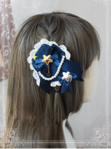 Magic Tea Party Starry Sky Series Lolita Hair Pin