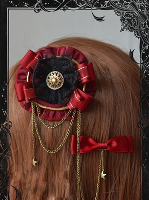 Magic Tea Party Starry Sky Series Classic Lolita Headdress